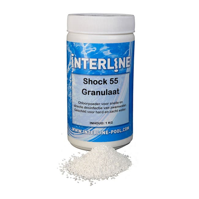 Interline-Shock-55-Granulaat-1kg