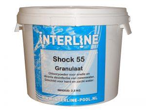 Interline-Shock-55-Granulaat-2.5kg