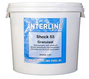 Interline-Shock-55-Granulaat-5kg