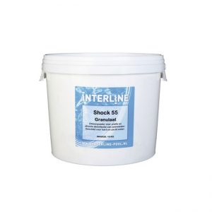 Interline-shock-55-chloorgranulaat-10kg
