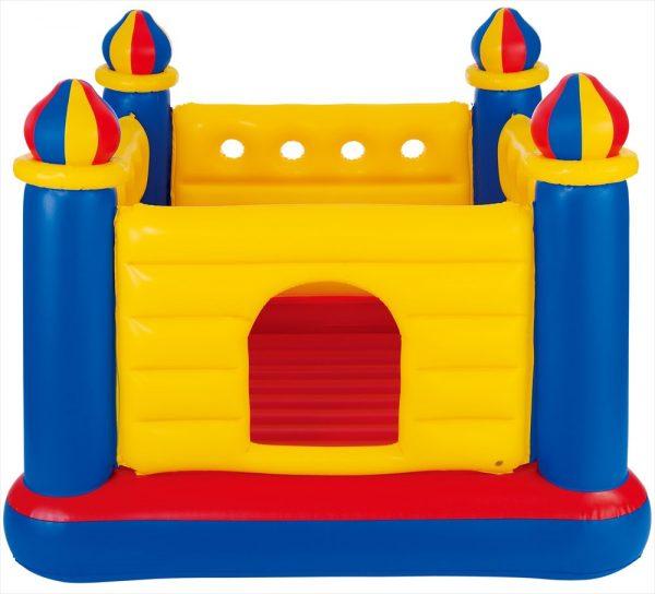 Intex-trampoline-kasteel-1