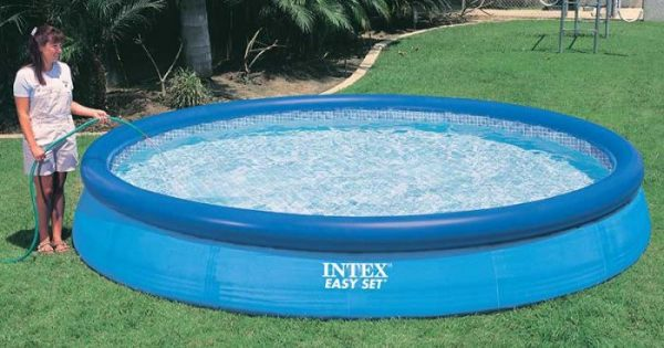 Intex Easy Set 396x84 - Detail1
