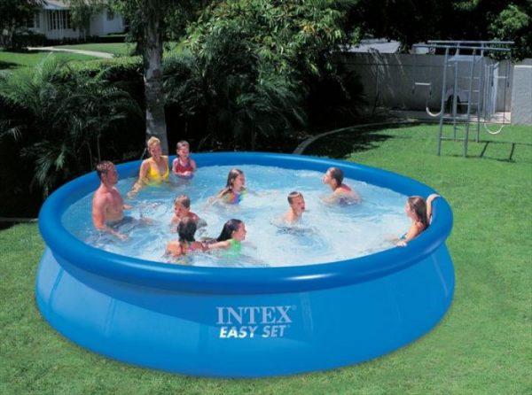 Intex Easy Set 457x84 - Detail1
