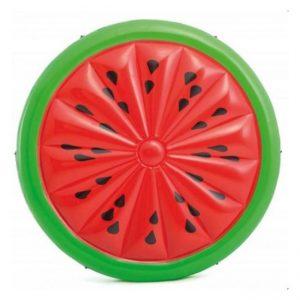 Opblaasbaar-luchtbed---Watermeloen