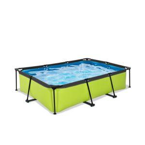 EXIT zwembad 300x200x65cm – Lime