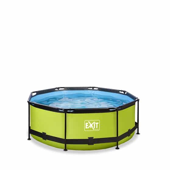 EXIT zwembad ø244x76cm – Lime