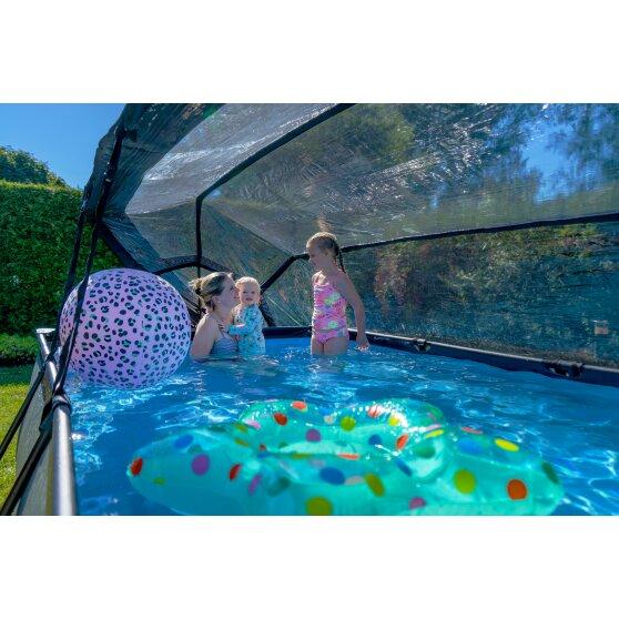 EXIT zwembad met overkapping