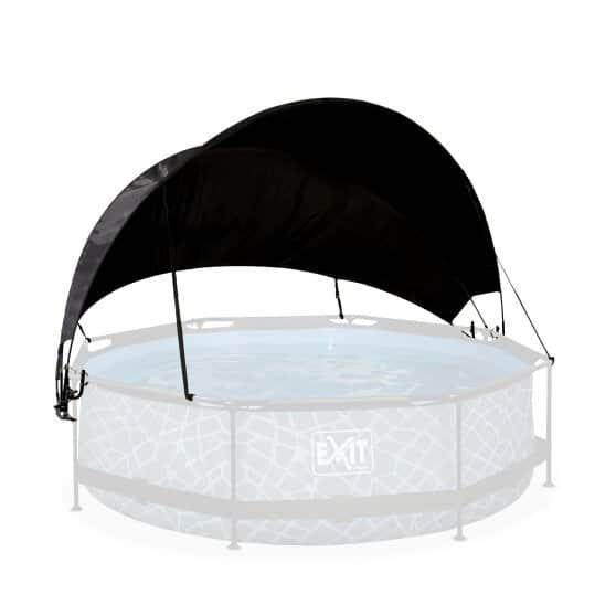exit-zwembad-schaduwdoek-o300cm
